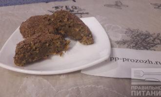 Чечевичные котлеты с овсянкой и отрубями (вегетарианские)