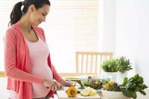 Меню при беременности на ранних сроках