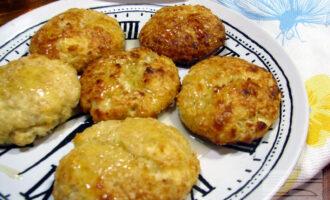 Сырники в духовке с овсянкой