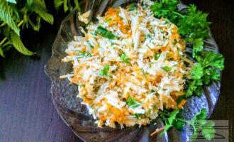 Салат из корня сельдерея для похудения