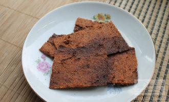 Томатные хлебцы (флаксы)