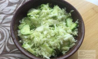 Салат из капусты для похудения