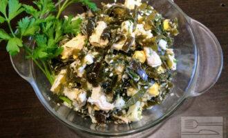 Салат из морской капусты для похудения