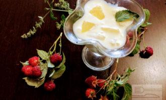 Десерт старая рига с ананасом диетический