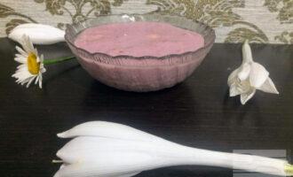 Диетический десерт из кефира