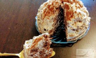 Диетический торт Панчо