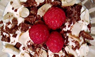 Десерт из мягкого творога