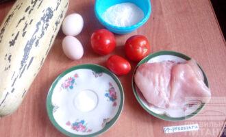 Шаг 1: Приготовьте продукты.
