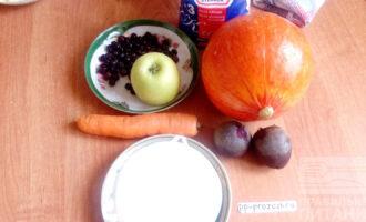Шаг 1: Приготовьте необходимые продукты.
