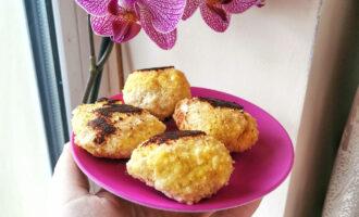 Сырники на сковороде без масла