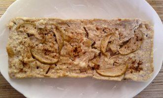 Шаг 5: Диетическая творожная запеканка с яблоками готова!