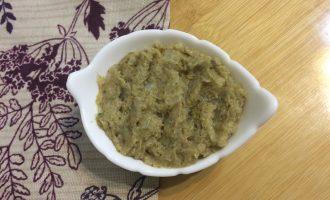 Вегетарианский соус для салата