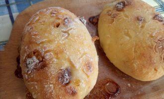 Шаг 8: Через 30-40 минут достаньте готовые сырники.
