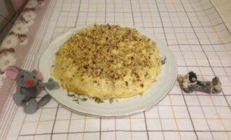 Диетический торт Наполеон