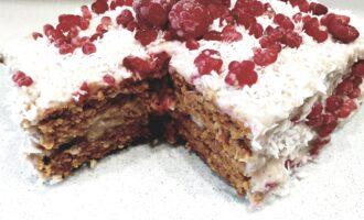 Диетический морковный торт без муки и сахара