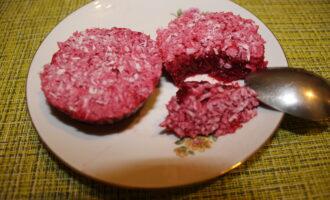 Диетический десерт с желе