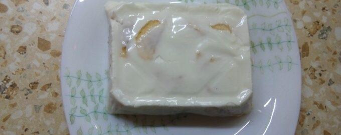 Банановый торт диетический