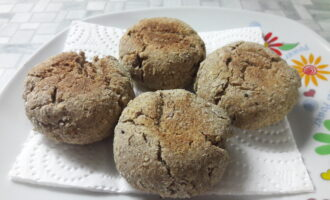 Ржаные булочки без дрожжей и яиц