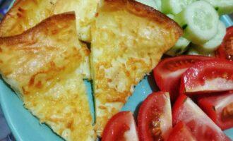 Тонкие лепешки с сыром