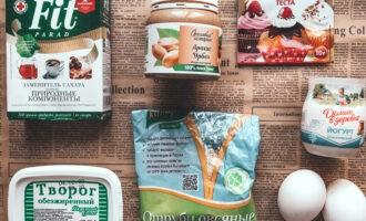 Шаг 1: Подготовьте необходимые продукты.