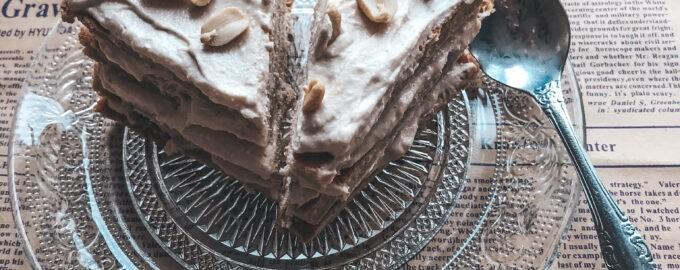 Тортик без муки