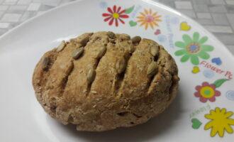 Шаг 7: Хлебушек готов, Всем приятного аппетита!