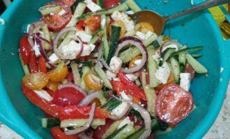 Шаг 11: Ваш салат готов!