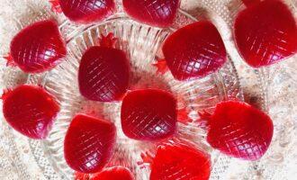 Яблочно-вишневый мармелад