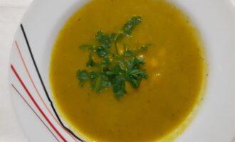 Крем - суп с Чайоте