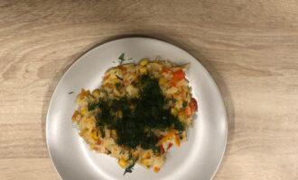 Рис с сезонными овощами