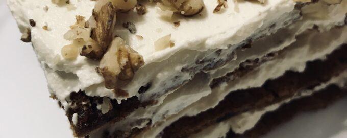 Тортик из чернослива