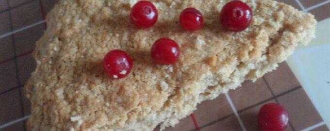 Торт из овсянки