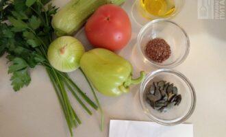 Шаг 1: Подготовьте все ингредиенты.
