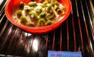 Шаг 6: Разогрейте духовку до 170t, и отправьте выпекать на 50 минут.